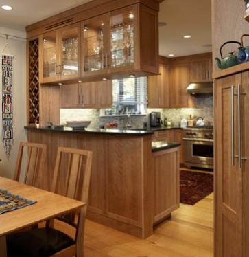 Cucine in rovere – Artigiani fabbricano cucine in rovere su misura ...