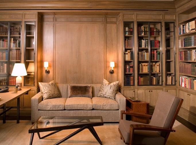 Boiseries for Case classiche eleganti