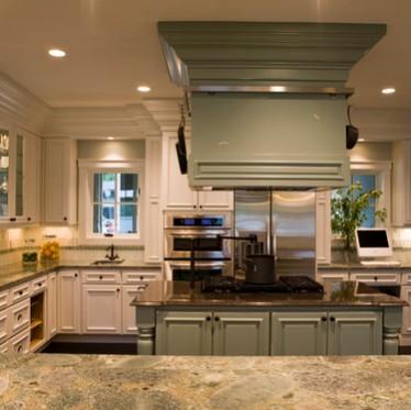 Falegnameria su misura cucine classiche di lusso - Cucine classiche artigianali ...