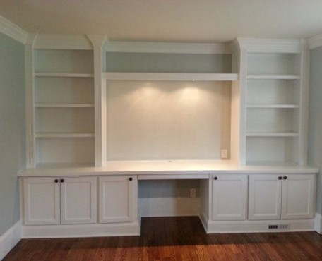 Categoria: Librerie su misura in legno