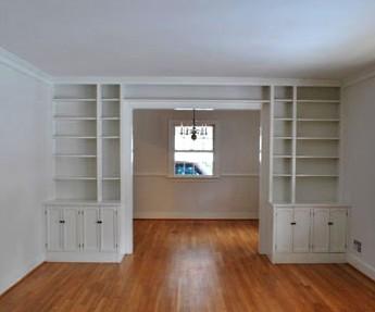 Costruire Libreria A Muro.Mobili Su Misura Arredamenti Su Misura Di Qualita Librerie A