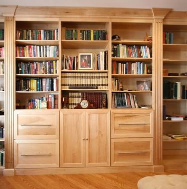 Foto Di Librerie In Legno.Mobili Su Misura Arredamenti Su Misura Di Qualita Librerie