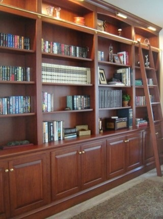 Librerie in legno Castelli Romani
