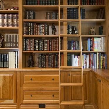 Librerie in legno: Librerie su misura Bologna e provincia ...
