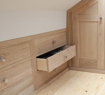 mobili per mansarde per risolvere in modo elegante l arredamento della ...