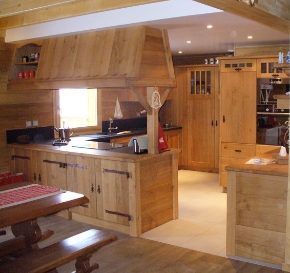 Arredo case montagna for Arredamenti case eleganti