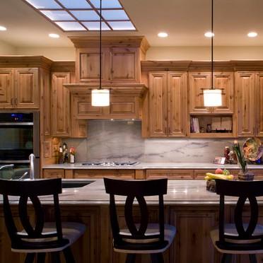 Cucine casa montagna - Cucine di montagna arredamento ...