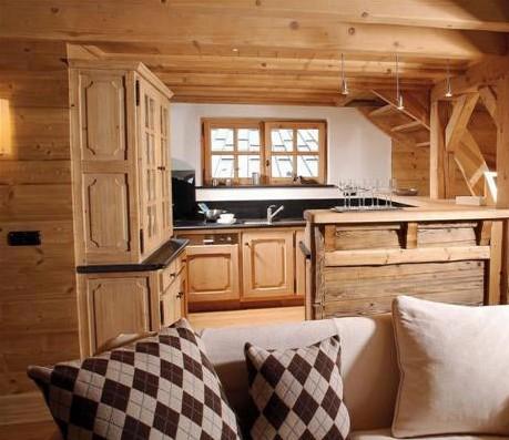 Arredamenti case di montagna for Arredamento case di montagna