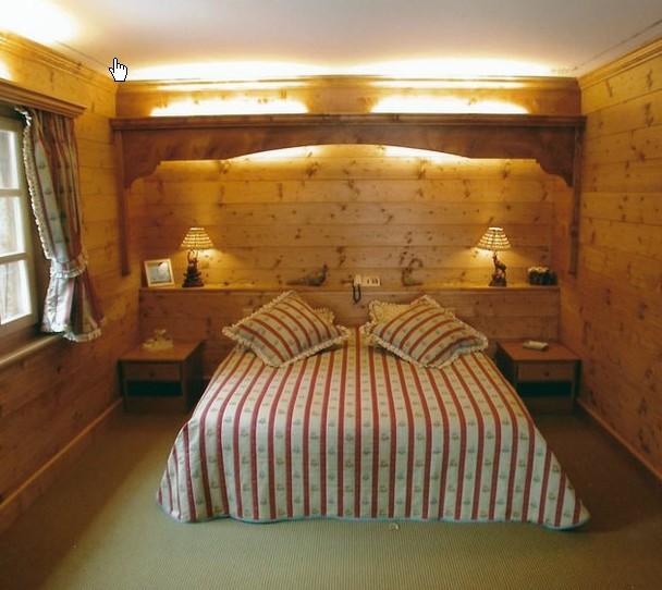 Arredare rustico arredamento rustico lueleganza della for Arredamento rustico moderno camera da letto