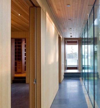 Pareti divisorie in legno scorrevoli - Parete divisoria in legno per interni ...