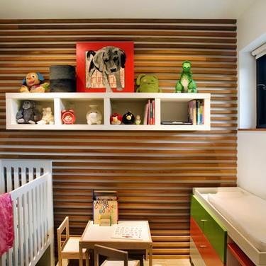 Rivestimento parete legno