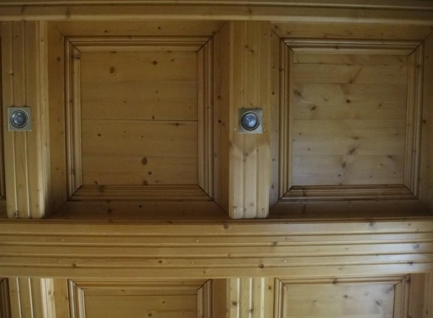 soffitti in legno Bergamo