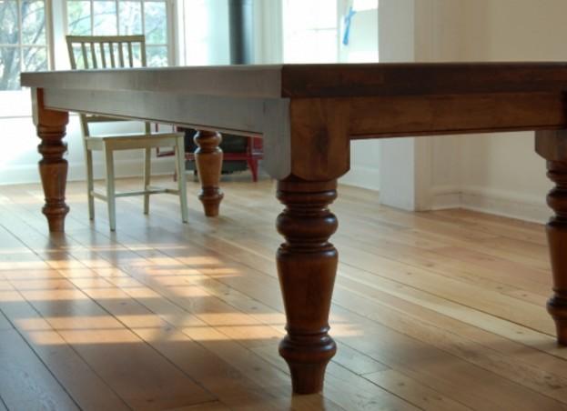 tavoli artigianali in legno