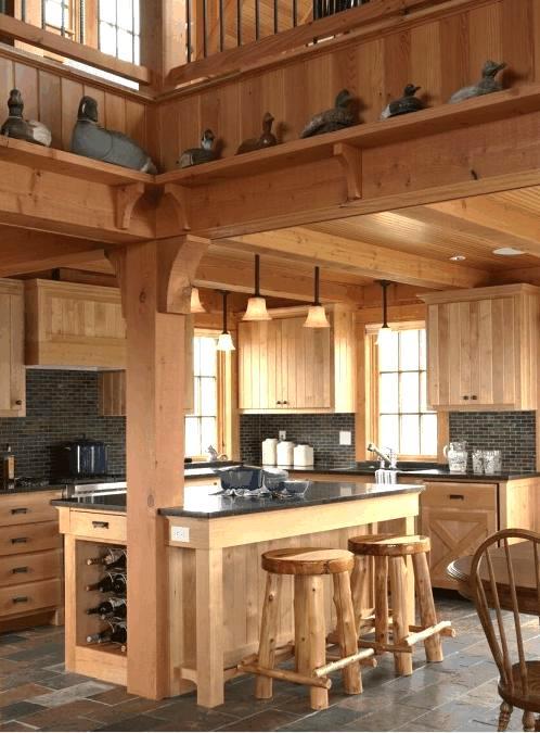 Cucina rustica falegname produzione artigianali cucine for Cucine di montagna