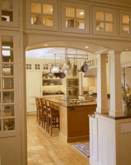 Cucine classiche avorio fabbrichiamo le soluzioni di lusso su arredare su misura - Cucine classiche avorio ...