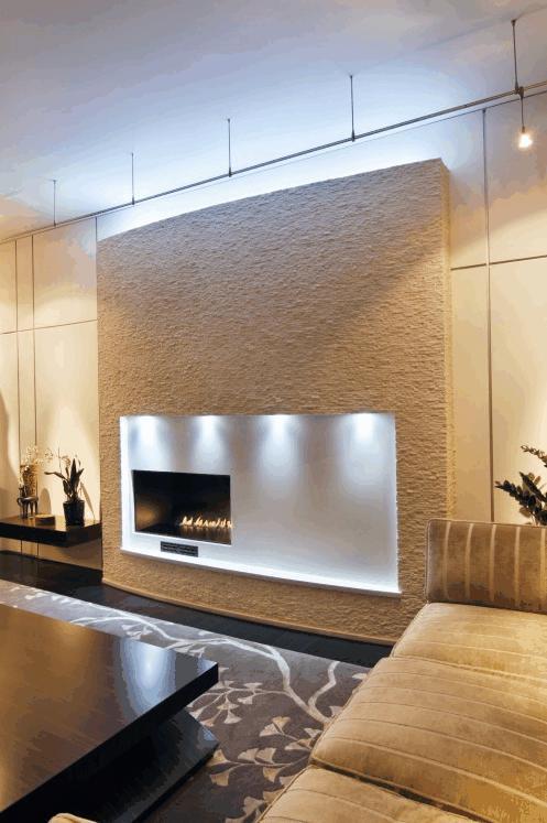 Boiserie moderne in legno realizziamo le nuove boiserie di for Moderne wohnzimmer beleuchtung