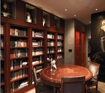 Librerie classiche fabbrichiamo le nuove librerie for Foto classiche